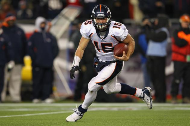 Tim Tebow: 5 Possible Destinations for Denver Broncos Quarterback