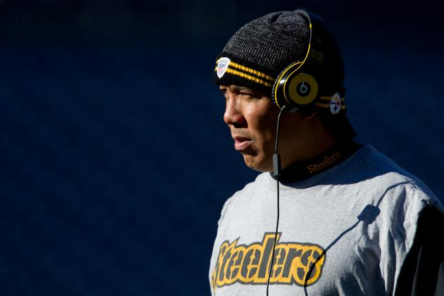 Hines Ward Rumored to Retire as Steelers Announce Press Conference