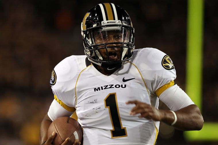 Missouri Football: QB James Franklin's Injury Gives Backups Valuable Experience