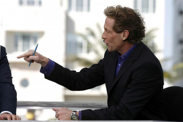 The Diabolical Hater Skip Bayless:  Good or Bad for Sports and Television?