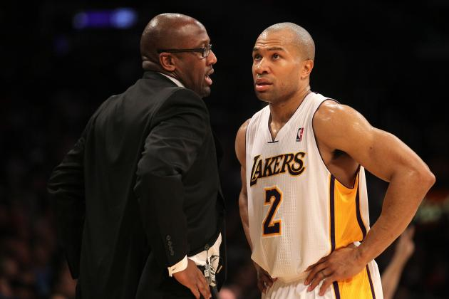 Why Derek Fisher Should Take Championship Pedigree to Oklahoma City Thunder