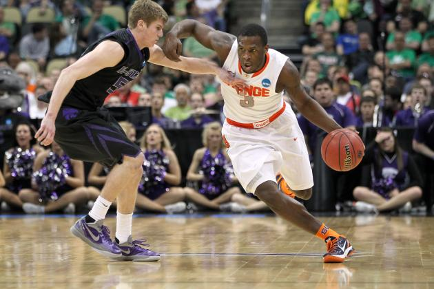 NCAA Tournament 2012: Why the Key to a 'Cuse Run Is Not the Big Men