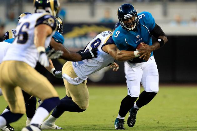 David Garrard to Dolphins: Why Miami Must Still Select a QB in 2012 NFL Draft