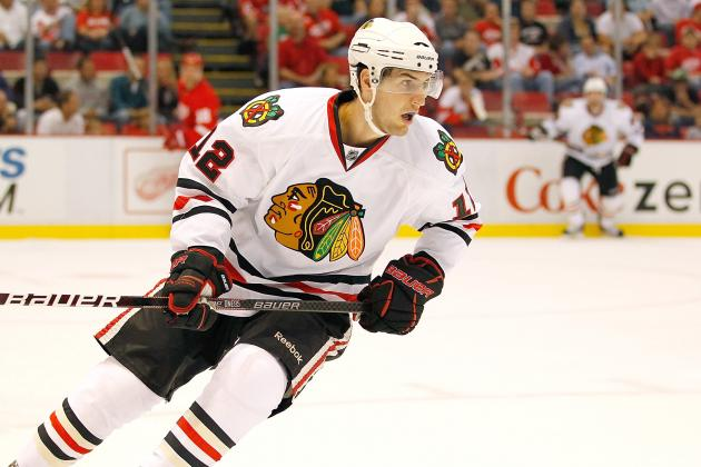 Chicago Blackhawks: Kyle Beach's Big Chance to Shrug off the Bust Tag