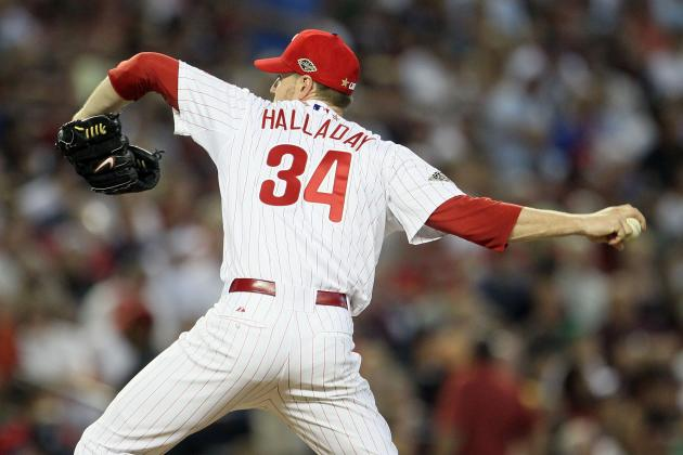 Roy Halladay: Why the Phillies Should Worry About Their Ace's Pitching Arm