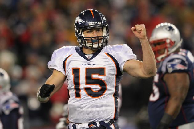 NFL Rumors: Complete Breakdown of the Tim Tebow-to-Buffalo Bills Possibility