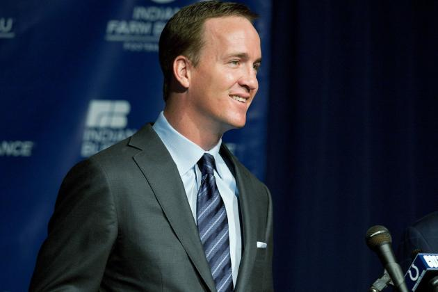Peyton Manning Press Conference: Start Time and Reaction as Broncos Introduce QB