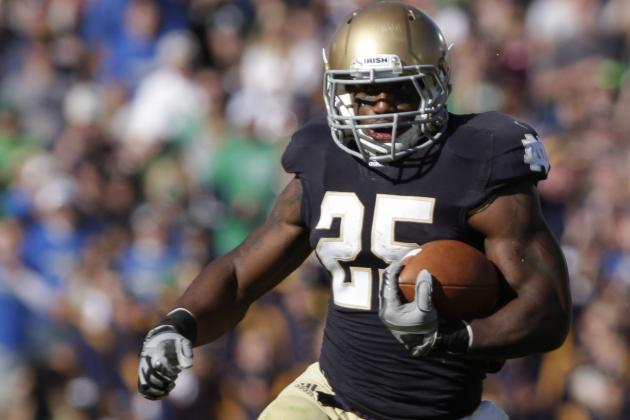 NFL Draft 2012: Jonas Gray and Other Undrafted Free-Agent RBs to Watch For