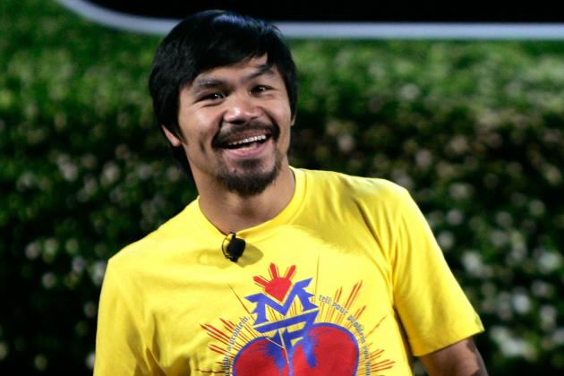 Manny Pacquiao Is Aiming at Continuing His Political Career with Governance
