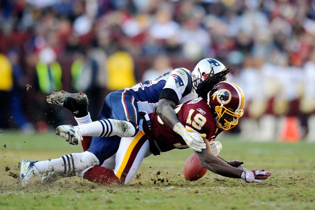 New England Patriots: Projecting the 2012 Roster at Wide Receiver