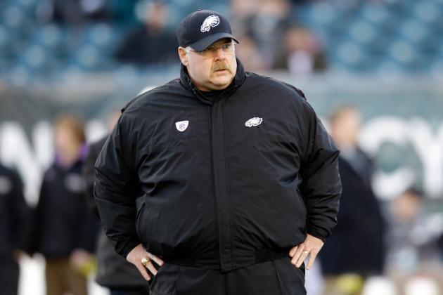 6 Scapegoats to Enable Andy Reid to Coach the Philadelphia Eagles Beyond 2012