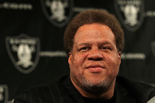 Oakland Raiders: Grading Reggie McKenzie's Offseason so Far