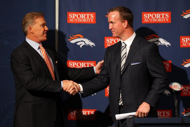 Denver Broncos: What Will the Offense Look Like with Peyton Manning?