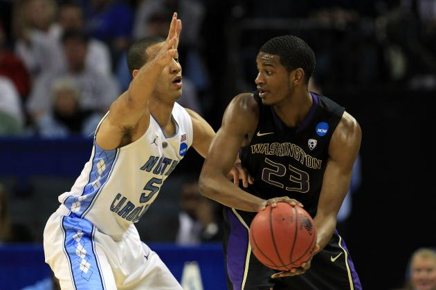 NIT Tournament 2012: Keys to Washington Getting Revenge Against Oregon