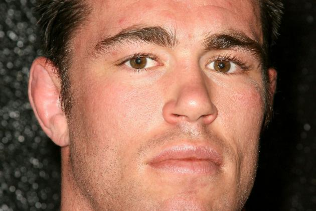 UFC's Jake Shields Says He'll Eventually Be Able to Strike with the Best in MMA