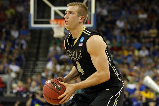 Purdue Basketball: Robbie Hummel Will Go Down as One of the Great Boilermakers