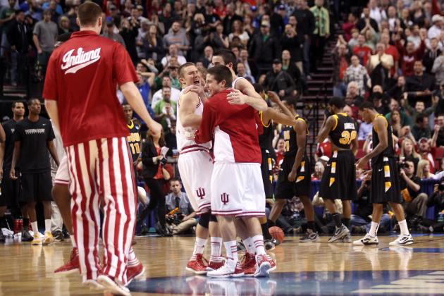 Sweet 16 Bracket: Indiana and More Teams Ready to Ruin Your March Madness Pool