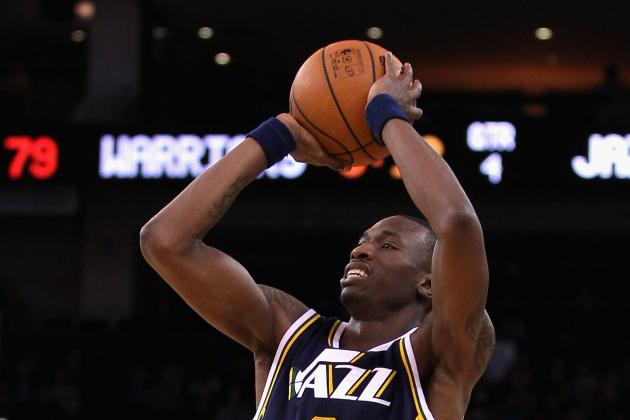 Josh Howard: Should Miss Rest of Utah's Season Due to Knee Surgery