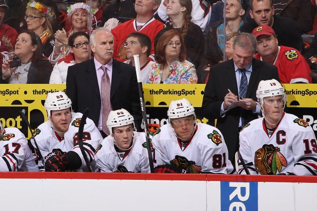Chicago Blackhawks: Coach Joel Quenneville Safe for Now