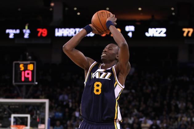 Utah Jazz: Josh Howard Lost for Season, Gordon Hayward's Role Increases