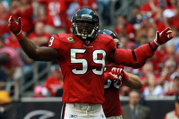 Philadelphia Eagles Upgrade Linebacker Corps: Trade for Houston's DeMeco Ryans