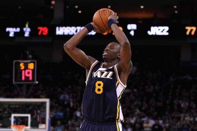 Josh Howard: Utah Jazz SF Expected to Miss Rest of the Season