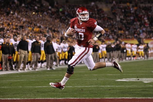 Oklahoma Sooners Football: Where Will Blake Bell Fit In?