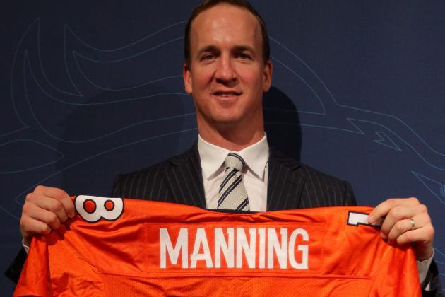 Peyton Manning to Broncos: 2 Franchises Hang in the Balance After Signing
