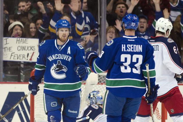 Vancouver Canucks: Would the Sedins Dominate If They Were Not on the Same Team?