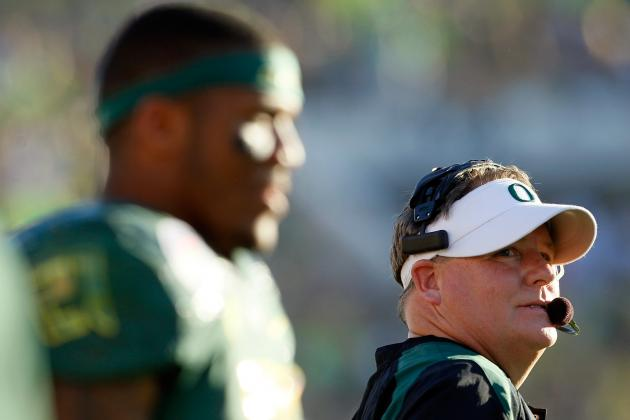 Chip Kelly and LaMichael James: Will They Reunite in the NFL?