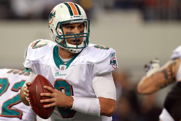 Miami Dolphins: 'Incumbent' Should No Longer Be Associated with Matt Moore