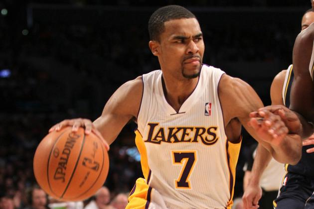 Los Angeles Lakers: Mike Brown Needs to Name Ramon Sessions a Starter ASAP