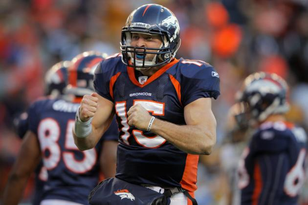 Jaguars, Dolphins and Browns Take Heed: Tim Tebow Will Succeed as a Quarterback
