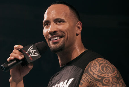 WWE News: The Rock Lays the Smack Down on The Miz After RAW Goes off the Air