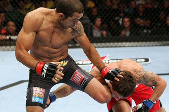 Jose Aldo Says He Will Move to 155 Pounds If Frankie Edgar Doesn't Drop Down