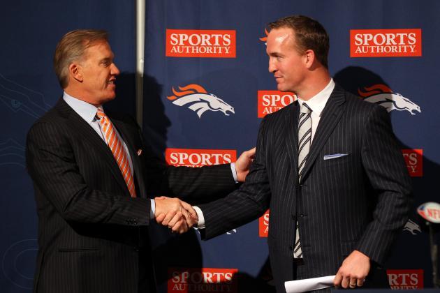 Peyton Manning: Will He Match John Elway's Legacy?