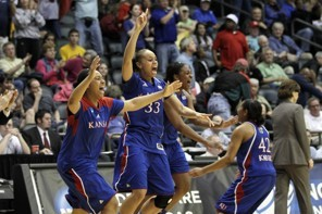 Women's NCAA Tournament 2012: Elena Delle Donne and Delaware Ousted by Kansas