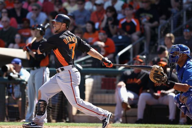 Giants Spring Training Report: Gregor Blanco Poised to Make Opening Day Roster