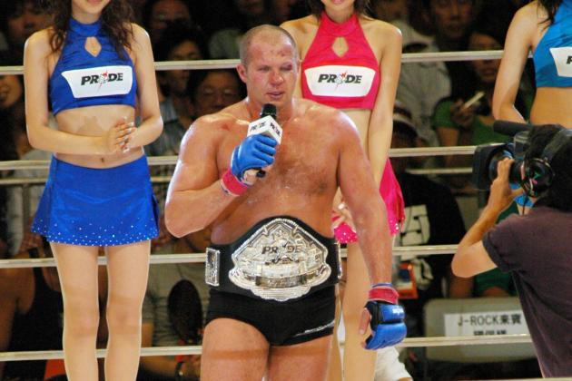 UFC: Has the Time Finally Come for Fedor Emelianenko to Enter the Octagon?