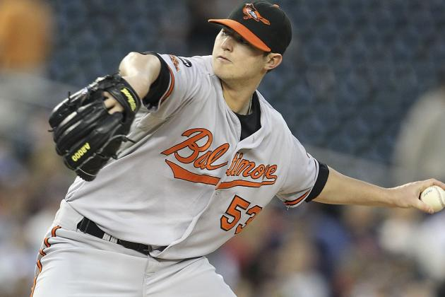 Baltimore Orioles Spring Training: Zach Britton's Broken Wing to See Dr. Andrews