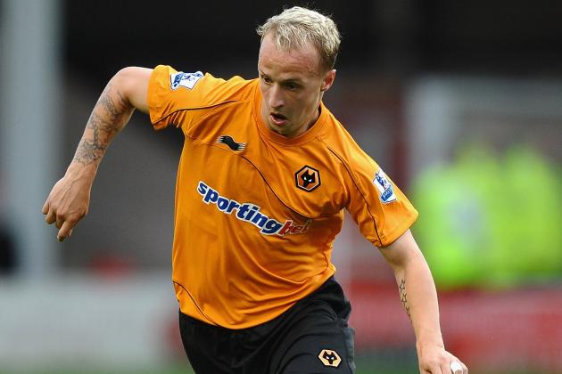 Leigh Griffiths Is Sent Back to Wolves After Head-Butting Manager