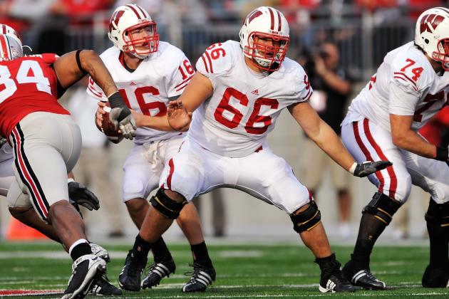 2012 NFL Draft: Would Peter Konz Complete Dallas Cowboys O-Line Renovation?