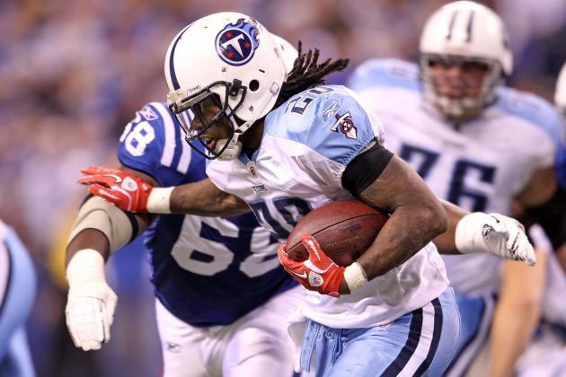 2012 NFL Draft War Room: Tennessee Titans' Biggest Needs