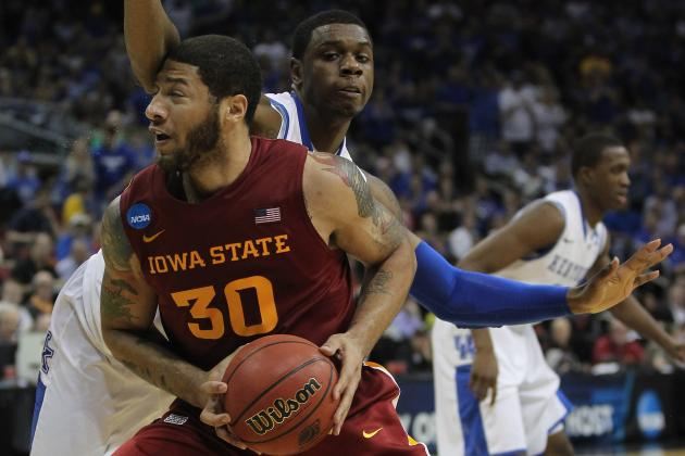 Source: Iowa State's Royce White Headed to NBA