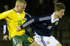 Scotland Under 17s Top Lithuania in UEFA Euro Elite Round