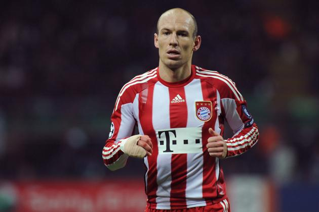 Bayern Star Arjen Robben Likely Staying Put This Summer