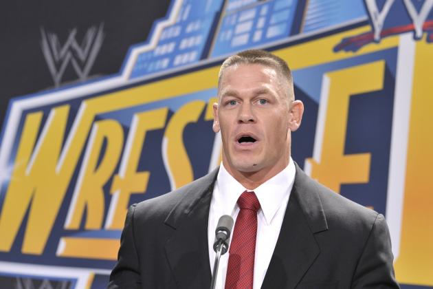 Lord Tensai Is Perfect Heel for John Cena to Feud with After The Rock