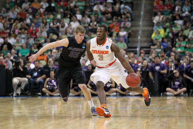 NCAA Tournament Schedule 2012: Time and TV Listing for Thursday's Lineup