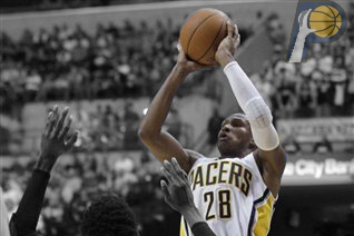 Pacers Bench Power Indiana Past Clippers