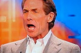 Report: Skip Bayless and Willis McGahee Argument: What Do You Think?